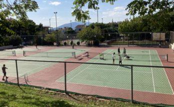 Πεντέλη: Σοβαρά ερωτηματικά για την διαχείριση των γηπέδων τένις από την προηγούμενη δημοτική αρχή