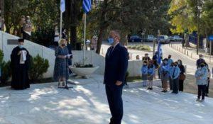 Ο Δήμαρχος Παπάγου-Χολαργού Αποστολόπουλος Ηλίας τόνισε σε ανάρτηση του: «Κατάθεση στεφάνων στα Ήρωα Πεσόντων του Δήμου μας, προς τιμή των Ελλήνων ηρώων του 1940. Οι ιδιαίτερες συνθήκες που ζούμε δεν μας επιτρέπουν να γιορτάσουμε όπως τις προηγούμενες χρονιές την Εθνική μας εορτή, αλλά με πίστη και υπομονή θα τα καταφέρουμε. Χρόνια πολλά με ελπίδα και αισιοδοξία».