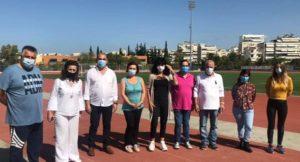 Περιφέρεια Αττικής ΠΕΒΤΑ: Διενέργεια προληπτικών τεστ για Covid19 στην ποδοσφαιρική ομάδα Α.Ε Ελευθερούπολης