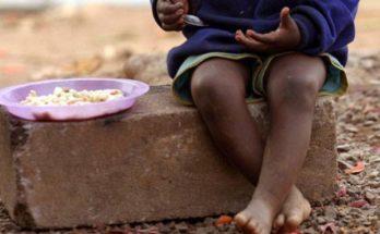 Ας αναγνωρίσουμε την αξία του φαγητού κοιτώντας εκείνους που το στερούνται