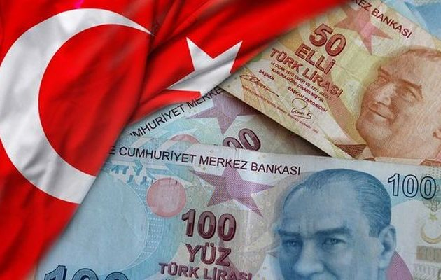 Τουρκία: H Τουρκική λίρα για πρώτη φορά στα χρονικά έσπασε το φράγμα του 8 προς $1 έναντι του δολαρίου
