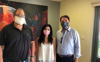 Χαλάνδρι: Ορκωμοσία της νέας Δημοτικής Συμβούλου Βασιλικής Αγγελή