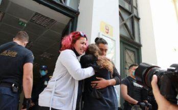 Χαλάνδρι: Ελεύθερος ο 14χρονος που συνελήφθη στη διάρκεια του μαθητικού συλλαλητηρίου χωρίς να του καταλογιστεί τίποτε
