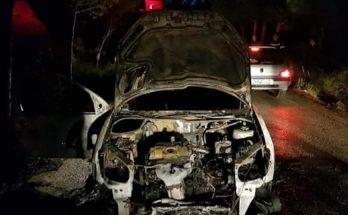Παπάγου Χολαργός: Τέθηκε υπό πλήρη έλεγχο η φωτιά στον Υμηττό που ξεκίνησε από ΙΧ αυτοκίνητο