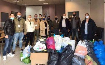 Αγία Παρασκευή: Ο Δήμος δίπλα στους πληγέντες του Δήμου Χερσονήσου της Κρήτης