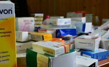 δράση συγκέντρωσης φαρμάκων