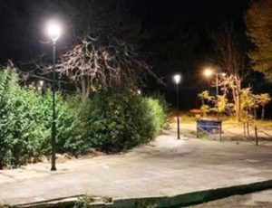 Κηφισιά: Νέα φωτιστικά σύγχρονης τεχνολογίας τύπου LED στους δρόμοι και τις γειτονιές της Εκάλης