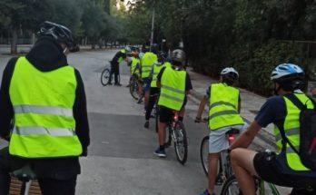 Φιλοθέη Ψυχικό: ΟΚΑΠΑ - Με συμμετοχή ολοκληρώθηκε ο δεύτερος κύκλος μαθημάτων Αστικής Ποδηλασίας και Κυκλοφοριακής Αγωγής
