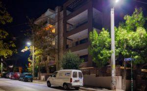 Κηφισιά: Εκσυγχρονίζεται ο δημοτικός φωτισμός στην Νέα Ερυθραία