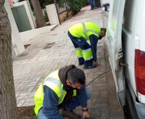 Κηφισιά: Το εργατοτεχνικό προσωπικό συνεχίζει την μάχη της καθημερινότητας