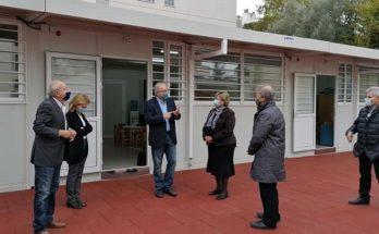 Μαρούσι : Παραδόθηκε στο Δήμο το νεόδμητο 18ο Νηπιαγωγείο Αμαρουσίου