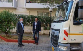 Μαρούσι : Ο Δήμος Αμαρουσίου συνεχίζει με σταθερό προγραμματισμό τους καθαρισμούς και απολυμάνσεις σε όλα τα κοινόχρηστα σημεία του Δήμου