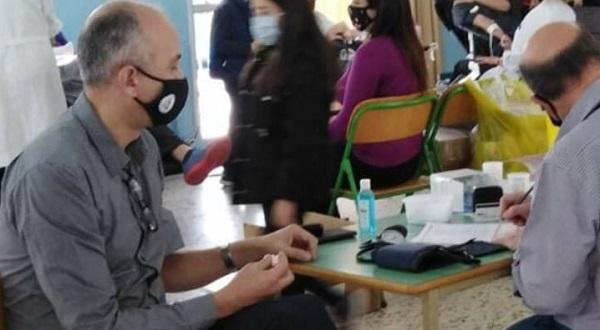 Μεταμόρφωση: Εθελοντική αιμοδοσία του ΣΑΙΔΟΣΜΥ Κωστάκης Μεσογίτης που πραγματοποιείτε σήμερα και αύριο στο 1ο Δημοτικό Σχολείο