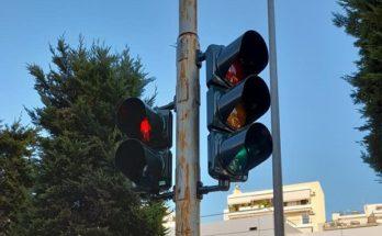 Νέα Ιωνία: Τοποθέτηση φωτεινού σηματοδότη στην οδό Αλέκου Παναγούλη