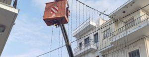 Ραφήνα Πικέρμι: Άρχισε ο στολισμός του Δήμου για τη χριστουγεννιάτικη περίοδο