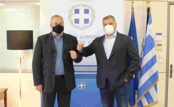 Περιφέρεια Αττικής :Έναρξη έργων ενεργειακής αναβάθμισης στο κτίριο του Δημαρχείου Καισαριανής