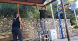 Πεντέλη : Εντατικοποιείται το πρόγραμμα καθαρισμού της πόλης
