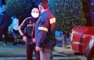 Πεντέλη : Τροχαίο ατύχημα τα ξημερώματα στην οδό Γράμμου και Δαβάκη στα Μελίσσια