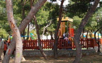 Πεντέλη: Κλείνουν οι παιδικές χαρές του Δήμου