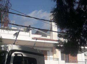 Πεντέλη : Φωτιά σε οικία στην οδό Μάρκου Μπότσαρη στα Μελίσσια σήμερα στις 11:30
