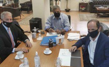 Ραφήνα Πικέρμι: Υπεγράφη η ένταξη του έργου «Ενεργειακής Αναβάθμισης του κτιρίου του Δημαρχείου» από τον Περιφερειάρχη Αττικής