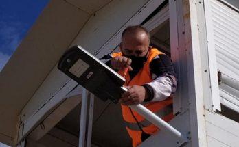 ΣΠΑΥ : Εργασίες εγκατάστασης αυτόνομων φωτοβολταϊκών συστημάτων σε δύο κρίσιμα παρατηρητήρια