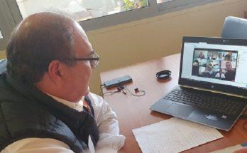 Χαλάνδρι: Τηλεδιάσκεψη Σ. Ρούσσου με Γ. Πατούλη για το θέμα της ένταξης του «Πεύκου Πολίτη» στο Σχέδιο Πόλης