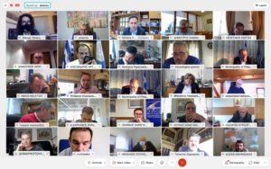 Κ.Ε.Δ.Ε.: Συνεδρίαση του Δ.Σ. της Κεντρικής Ένωσης Δήμων Ελλάδας