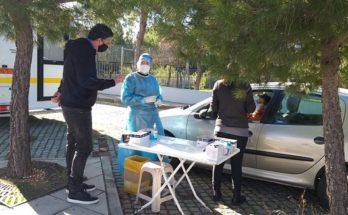 Βριλήσσια: Δωρεάν έλεγχος ταχείας ανίχνευσης Covid-19 για τους κατοίκους του Δήμου