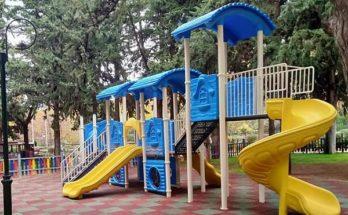 Κηφισιά: Ολοκληρώθηκε η ανακατασκευή της παιδικής χαράς επί της οδού Χ.Τρικούπη και Ξενίας