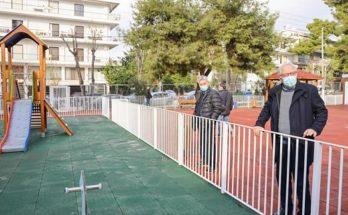 Μαρούσι: Παραδόθηκαν τα νέα Παραρτήματα των Νηπιαγωγείων στις Εργατικές Κατοικίες (10ο & 13ο) και το Νέο Μαρούσι (6ο)
