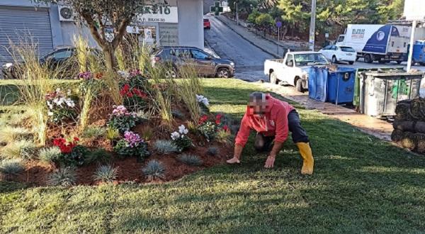 Νέα Ιωνία: «Ανθίζουν» οι γειτονιές του Δήμου