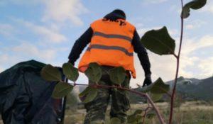 ΣΠΑΥ : Το κυκλικό δρομολόγιο καθαρισμού του ΣΠΑΥ συνεχίζεται στο νότιο Υμηττό