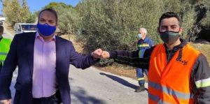 ΣΠΑΥ : Νέα αναδάσωση σήμερα στο Δήμο Βάρης - Βούλας - Βουλιαγμένης