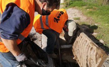 ΣΠΑΥ : Το εγχείρημα του ΣΠΑΥ για καθαρά φρεάτια κατά μήκος του Υμηττού συνεχίζεται