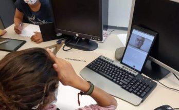 Χαλάνδρι: Συμμετοχή και των παιδιών Ρομά στην τηλεκπαίδευση