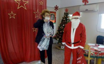 Χαλανδρίου: Ο Δήμος στη χριστουγεννιάτικη γιορτή του «Στουπάθειου»