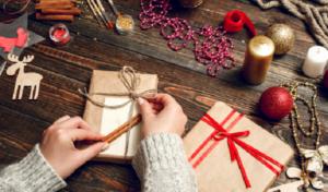 Φτιάξτε μόνοι σας τα χριστουγεννιάτικα δώρα σας