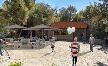 Αθήνα : Ανάπλαση του «Λόφος του Στρέφη» αναπόσπαστο κομμάτι της γειτονιάς των Εξαρχείων