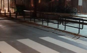 Βριλησσίων: Σε εξέλιξη οι εργασίες διαγραμμίσεων και αποκατάστασης οδοστρωμάτων