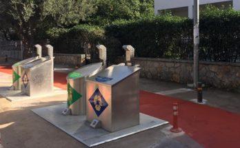 Βριλήσσια: Οι 2 πρώτες Πράσινες Γωνιές Ανακύκλωσης υπογειοποιημένων