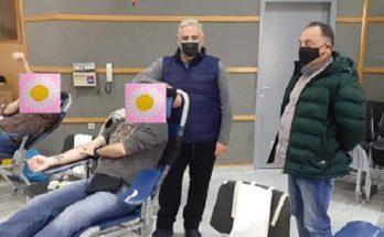 Διόνυσος: Ξεπέρασε κάθε προσδοκία η ανταπόκριση των αιμοδοτών στη Διήμερη Εθελοντική Αιμοδοσία του Δήμου