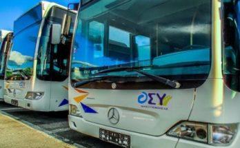Ολοκληρώθηκε ο διαγωνισμός για την προμήθεια 300 λεωφορείων μέσω leasing