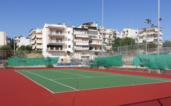 Ηράκλειο Αττικής: Λειτουργούν ξανά τα γήπεδα τένις του Δήμου
