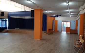 Κηφισιά: Ανακαίνιση της αίθουσας εκδηλώσεων του 2ου και 3ου Δημοτικών Σχολείων Νέας Ερυθραίας από τους συλλόγους Γονέων και Κηδεμόνων