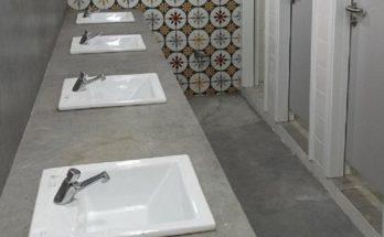 Κηφισιά: Εργασίες στο 3ο Γυμνάσιο Κηφισιάς ανακαίνιση στις τουαλέτες και δημιουργία τουαλέτας ΑμεΑ