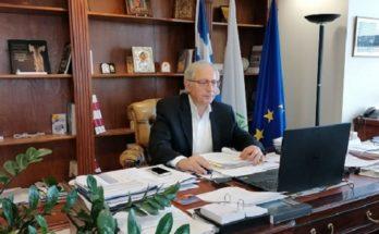 Μαρούσι : Διεξοδική η συζήτηση στο Δημοτικό Συμβούλιο Αμαρουσίου για την πανδημία του covid-19