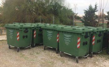 Παπάγου Χολαργός: Στην προμήθεια νέων κάδων απορριμμάτων προχώρησε ο Δήμος