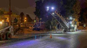 Περιφέρεια Αττικής: Εργασίες αποκατάστασης οδοστρώματος στο κεντρικό οδικό δίκτυο που διέρχεται από τον Δήμο Χαλανδρίου