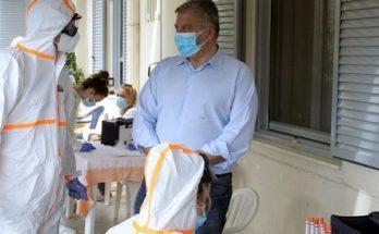 Περιφέρεια Αττικής: Toν εμβολιασμό των ατόμων με αναπηρία και των ηλικιωμένων που δεν μπορούν να μετακινηθούν προτίθεται να αναλάβει ο ΙΣΑ και η Περιφέρεια